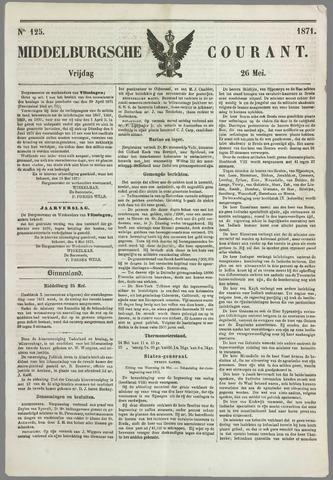 Middelburgsche Courant 1871-05-26