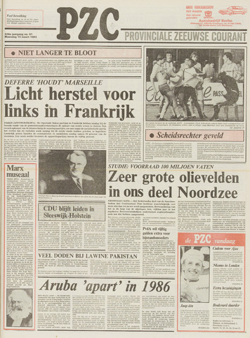 Provinciale Zeeuwse Courant 1983-03-14