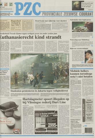 Provinciale Zeeuwse Courant 1999-09-24