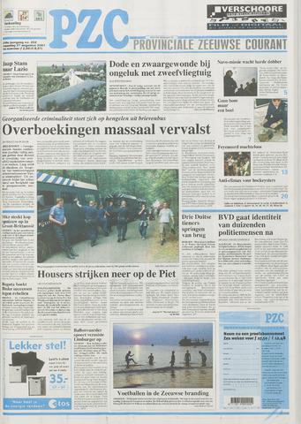 Provinciale Zeeuwse Courant 2001-08-27