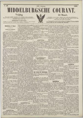 Middelburgsche Courant 1901-03-22