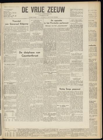 de Vrije Zeeuw 1951-09-24