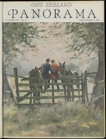 Ons Zeeland / Zeeuwsche editie 1940-10-10