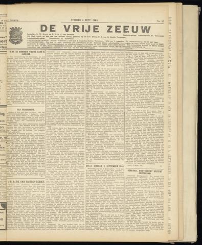 de Vrije Zeeuw 1945-09-04