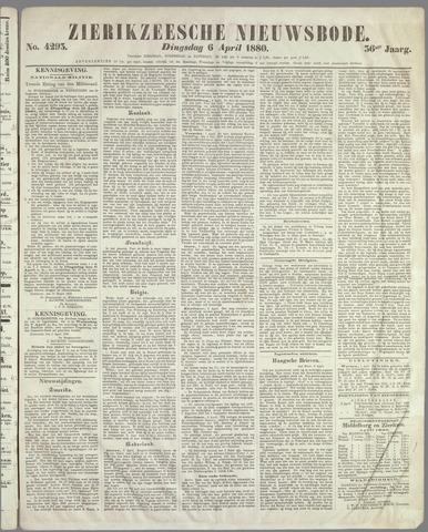 Zierikzeesche Nieuwsbode 1880-04-06