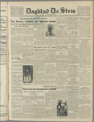 de Stem 1949-11-14