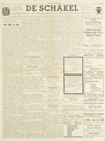 De Schakel 1946-08-09