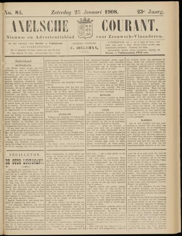 Axelsche Courant 1908-01-25
