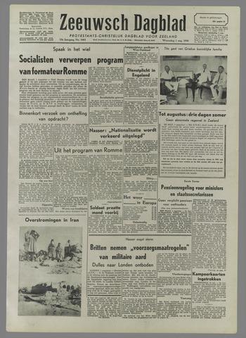 Zeeuwsch Dagblad 1956-08-01