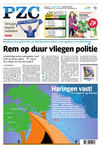 Provinciale Zeeuwse Courant 2015-07-24