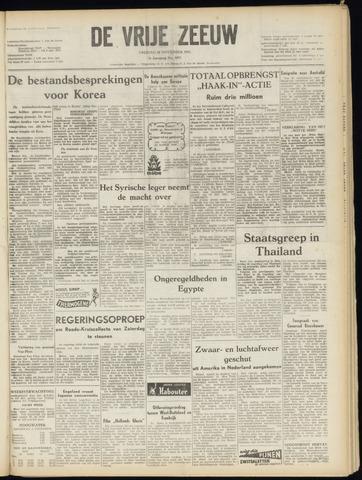 de Vrije Zeeuw 1951-11-30