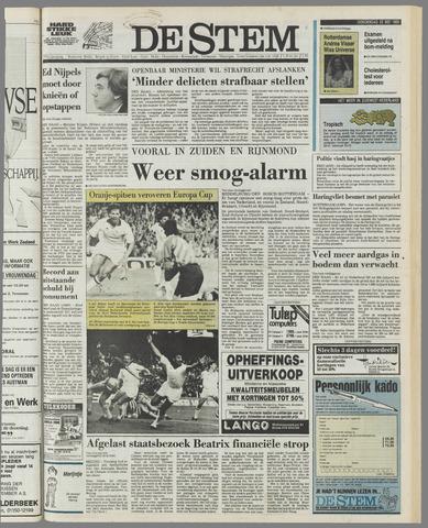 de Stem 1989-05-25