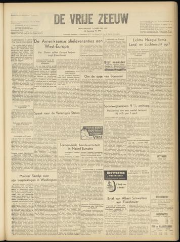 de Vrije Zeeuw 1957-02-07