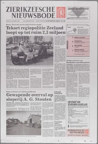 Zierikzeesche Nieuwsbode 1995-11-13
