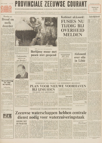 Provinciale Zeeuwse Courant 1971-04-03
