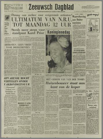 Zeeuwsch Dagblad 1960-04-30