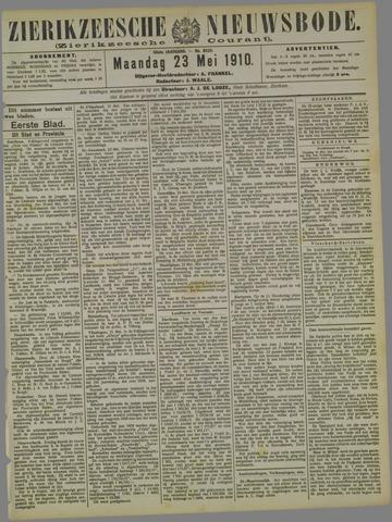Zierikzeesche Nieuwsbode 1910-05-23
