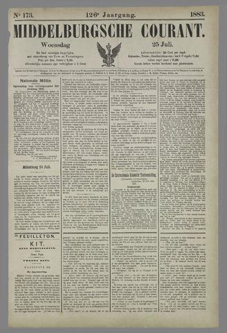 Middelburgsche Courant 1883-07-25
