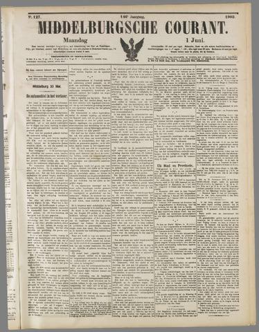 Middelburgsche Courant 1903-06-01