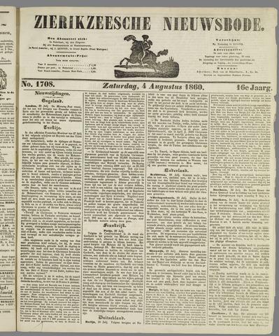 Zierikzeesche Nieuwsbode 1860-08-04