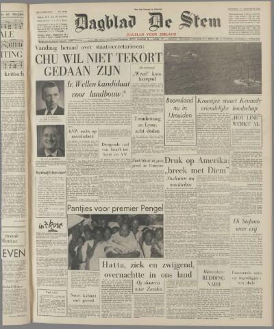 de Stem 1963-08-27