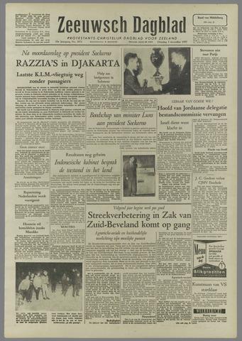 Zeeuwsch Dagblad 1957-12-03
