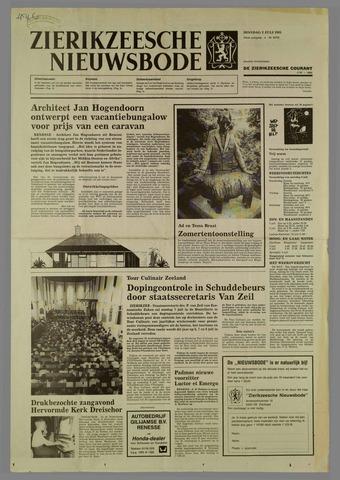 Zierikzeesche Nieuwsbode 1985-07-02