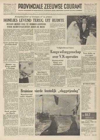 Provinciale Zeeuwse Courant 1960-08-22