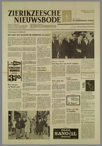 Zierikzeesche Nieuwsbode 1972-06-08