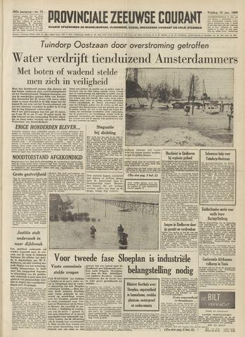 Provinciale Zeeuwse Courant 1960-01-15