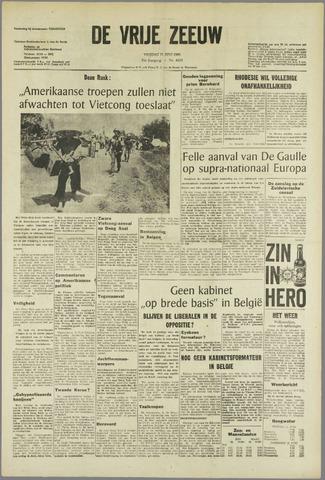 de Vrije Zeeuw 1965-06-11