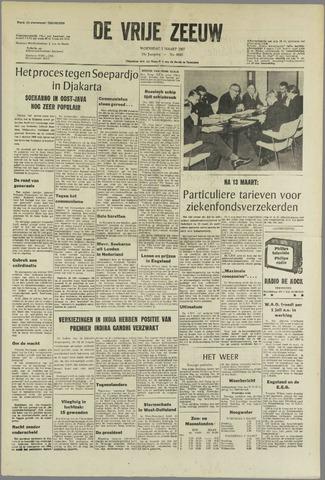 de Vrije Zeeuw 1967-03-01