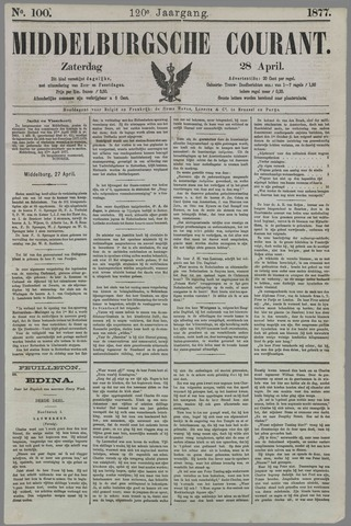 Middelburgsche Courant 1877-04-28