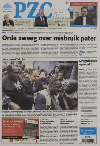 Provinciale Zeeuwse Courant 2011-01-19