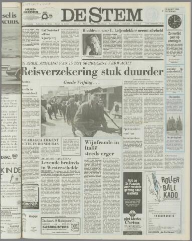 de Stem 1986-03-29