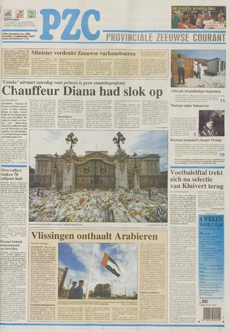 Provinciale Zeeuwse Courant 1997-09-02