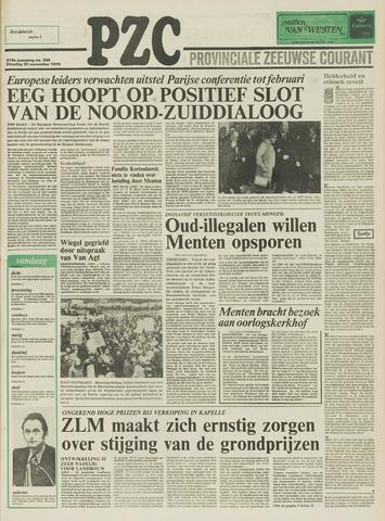 Provinciale Zeeuwse Courant 1976-11-30