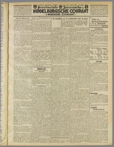 Middelburgsche Courant 1938-10-29