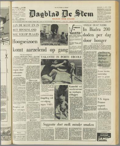 de Stem 1968-07-05