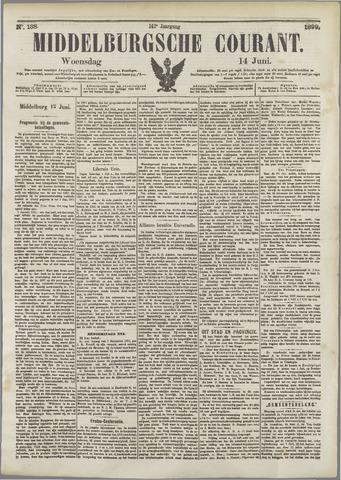 Middelburgsche Courant 1899-06-14