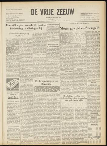 de Vrije Zeeuw 1957-03-23