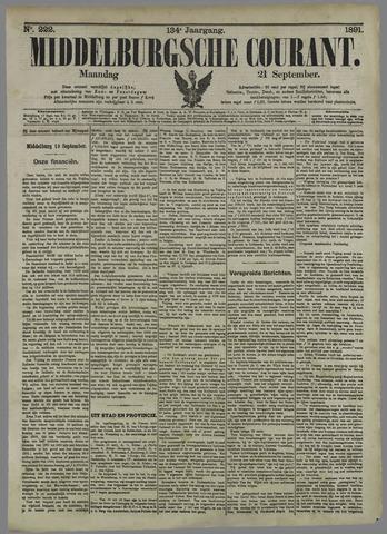 Middelburgsche Courant 1891-09-21