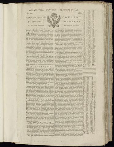 Middelburgsche Courant 1801-03-26