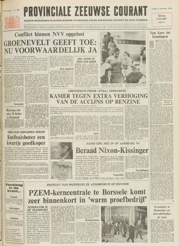 Provinciale Zeeuwse Courant 1972-11-03