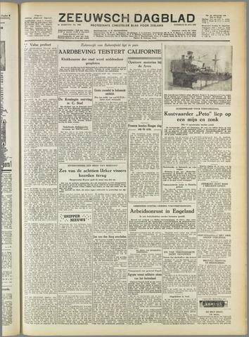 Zeeuwsch Dagblad 1952-08-23