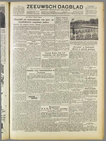 Zeeuwsch Dagblad 1951-10-31