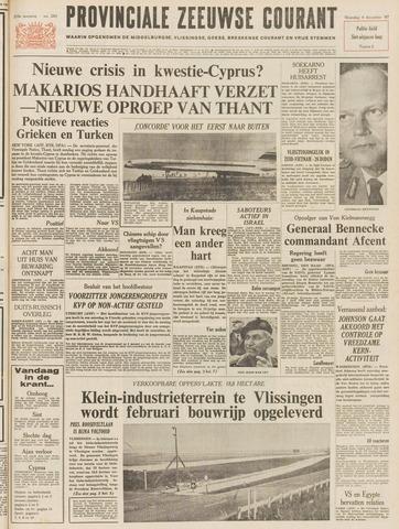 Provinciale Zeeuwse Courant 1967-12-04