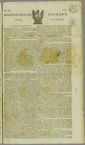 Middelburgsche Courant 1824-11-06