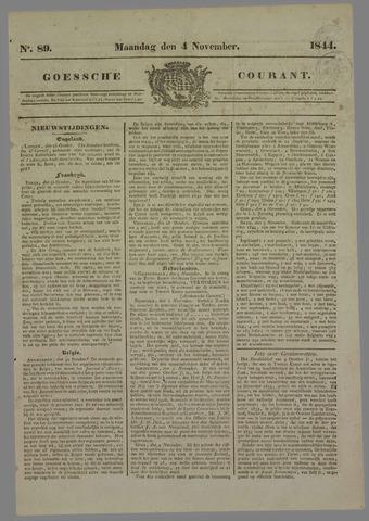 Goessche Courant 1844-11-04