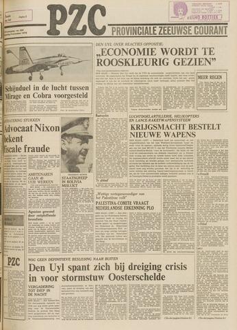 Provinciale Zeeuwse Courant 1974-11-09